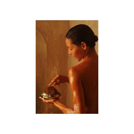 Hammam et Gommage au savon noir