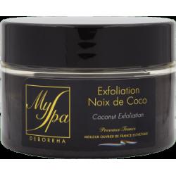 My spa exfoliant noix de coco