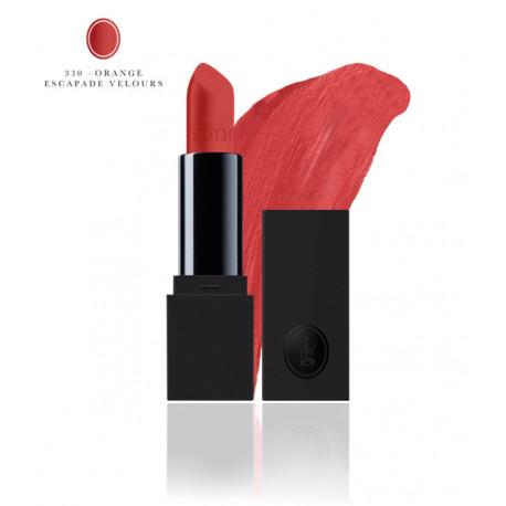 Rouge à lèvres mat orange effet velours - SOTHYS