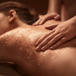 Forfait détente premium : Hammam + gommage + massage 1 heure